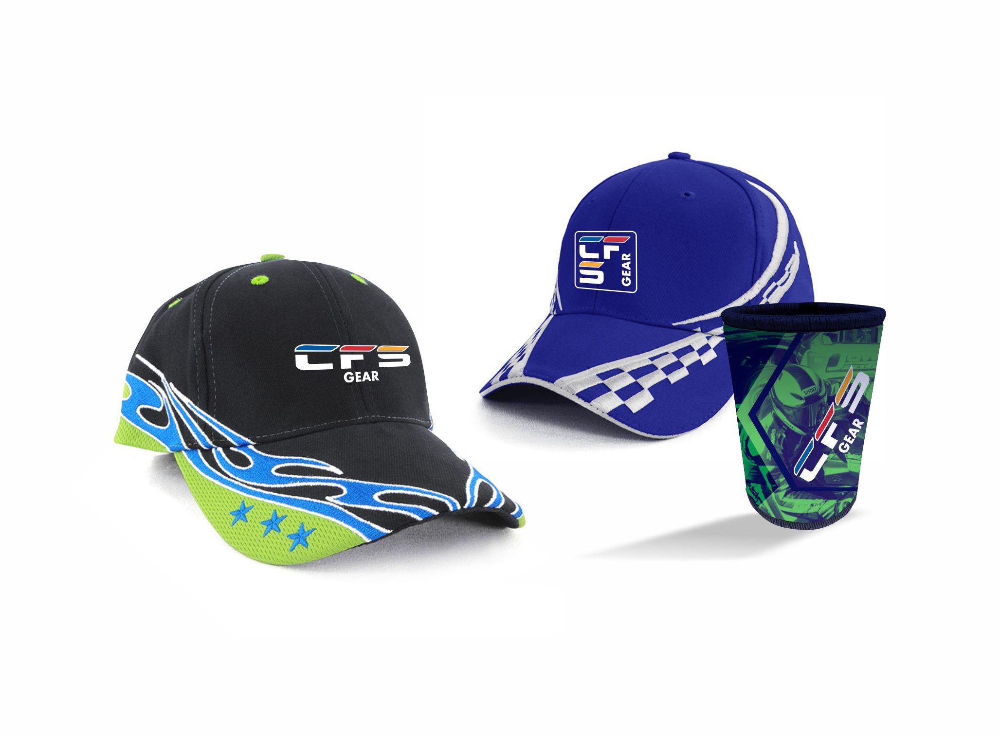 Motorsportscaps